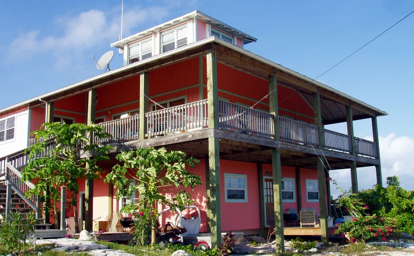 rum cay vacation rental
